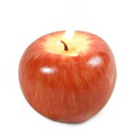 art molding - molding process simulation Apple scented candles Christmas gift to celebrate New Year Birthday Hot Sales
