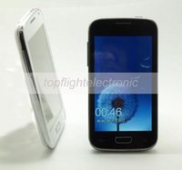 GSM850 phone quad band - New i9300 Cell Phone I9300 Quad Band quot Touch Screen Dual SIM Dual Standby Mobile Phone