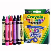 Wholesale New Crayola Virtual Design Pro Fashion Christmas Gifts for Children Crayons Colors large washable Crayola
