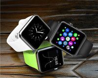 English apples knobs - Bluetooth Heart Rate Smart Watch D ARC HD Screen Support SIM Card Wearable Devices SmartWatch Magic Knob For IOS Android Smartphone LF07
