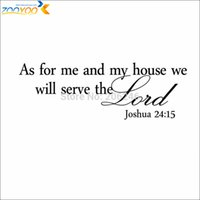 bible wall decals - Bible quote wall decals zooyoo8219 home decoration removable creative DIY d art vinyl wall stickers