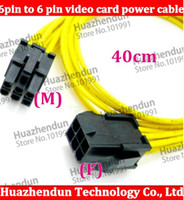 Wholesale High Quality long pin to pin power cable Connector cm pin to pin cable adapter EXTENSION CORD