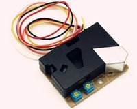Wholesale 1pcs Dust sensor DSM501A PM2 Detection Dector For Arduino Free and Fast Shipping by Singapore Post