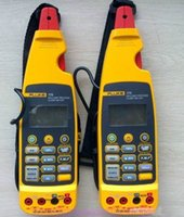 Cheap High Accuracy Fluke 773 Milliamp Process Clamp Meter ,free shipping
