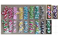 baby amour - RANDOM DELIVERY ONLY knotted baby amour headband top baby girl bow knot head bands boutique knitted headband knit hair bands