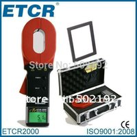 Wholesale ETCR2000 clamp ground resistance meter