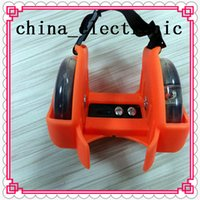 Wholesale flashing rollers skate roller flashing roller skate roller skate shoes hot wheel orbit wheel CE SGS approval