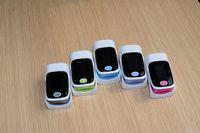 Wholesale CS U LED Digital finger fingertip pulse Oximeter Oxymeter SPO2 Monitor CE and FDA approval