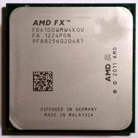 Wholesale AMD FX AM3 GHz MB CPU processor FX serial scrattered pieces FX