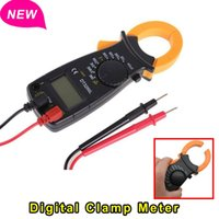 Wholesale Top Quality LCD AMP Tester Clip on Table Meter Gpower L Multimeter Digital Clamp Meter with Digital Tracking Number