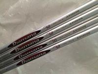 Wholesale Golf Mistubishi Diamana x5ct graphite shaft golf clubs driver woods shafts top quality Dhl Ems ship