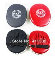 Wholesale Boxing Mitts Training target Focus Punch Pads Glove Karate Muay Thai Kick MMA