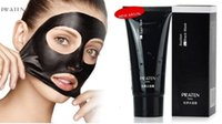 acne creams - 288PCS DHL PILATEN remove blackheads acne treatment mineral black mud face mask nasal membranes g