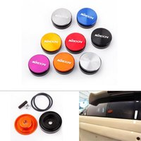 Wholesale Brand NEW KKMOON Vehicle Car Rear Wiper Delete Blade Accessories Delete Kit Block Off Plug Cap for Honda Aluminum