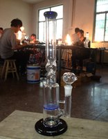 based cleaner - blue honeycomb base water pipe latest technology glass bong works as a percolator clean smooth more enjoyable hit quot tall