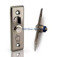 Wholesale Stainless Steel Door Push Button Door Button Switch for Warehouse Door Exit NC COM Output