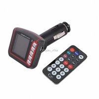 Gold aston martin lighter - VZ802 Car MP3 MP4 Player FM Transmitter inch LCD Display w Remote Controller SD TF Card MMC Mini USB Cigarette Lighter Charging