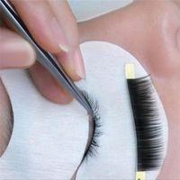 Wholesale Hot Sales Pairs As a set Eyelash Pad Gel Patch Lint Free Lash Extension Eye Mask Make Up Beauty Tool T229