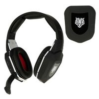 Wholesale For Xbox One Xbox PS4 PS3 PC Video Game Optical Fiber Wireless Professional Stereo Gaming Headset Headphones with Microphone