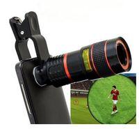 Wholesale Zoom Mobile Phone Telescope Lens for Samsung Galaxy S6 Edge Plus Note iPhone S Plus iPad Nokia HTC Notebook PC etc