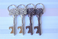 beer key chain - 200pcs HouseHolds chic Novelty Mini UK Suck KeyChain Key Chain Beer Bottle OPENER Bottle Opener D718J