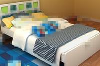 Wholesale 2016 a single children bed for your child it s a suitable choice Home decoration DIY