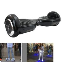 Wholesale Bluetooth Speaker Hover board Wheels Self Balancing Electric Scooter Unicycle Christmas Carnival Gifts Newest Size Colors