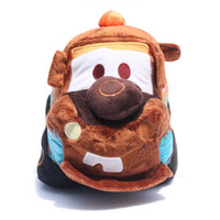 toy tow trucks - 5PCS inch cm New Pixar Cars Tow Mater Truck Plush Doll Soft Toy