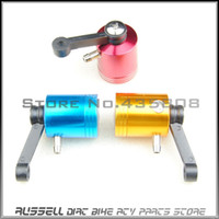 Wholesale Colorful Universal Motorcycle Front Brake Clutch Tank Master Cylinder Fluid Oil Reservoir Tank Oil Cup