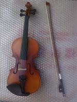 Wholesale High quality wood color violin violin handcraft violino Musical Instruments