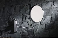 Wholesale New Design Wall Makeup Mirror Double Faced Mirror In Bathroom X Magnification degree Cosmetic Mirror