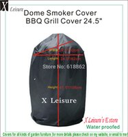 bbq machine - Dome smoker cover BBQ Grill cover quot