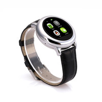 Wholesale H8S high quality Smartwatch Wearable Devices bluetooth watch phone for man and women Round Dial for samsung android cell phone