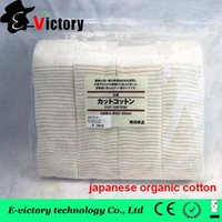 Wholesale RDA Wicking cotton from Japanese organic cotton sheets koh gen do