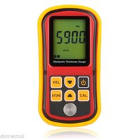 Wholesale GM Digital Ultrasonic Thickness Gauge Meter Tester Velocity mm Metal