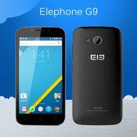Wholesale Original Elephone G9 quot bit MTK6735 Quad Core G LTE Mobile Phone Andriod GB RAM GB ROM MP Dual SIM Presale