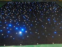 backgrounds stars - led star curtain mx8m wedding backdrop stage background cloth with multi controller dmx function