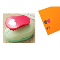 Wholesale 3PCS Paper punch shape puncher embossed device DIY handmade tools Toys L Size