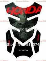 Wholesale Motorcycle Stickers Carbon Fiber Tank Pad TankPad Protector BLK Motorcycle A5