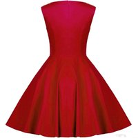 audrey hepburn prom dress - Classic Vintage Audrey Hepburn Style s Rockabilly Party Prom Dresses Plus Size Cheap Short Formal Celebrity Occasion Gowns