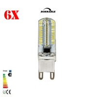 Wholesale LJY G9 Dimmable SMD LED Silicone Gel Corn Spot Light Lamp Bulbs
