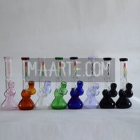online shopping - 10 quot ROOR Blue Glass Bongs mm water pipes hookahs Buy Cheap Glass Bongs Price Glass Bongs Online Shop