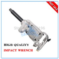 Wholesale High Quality N M Industrial Powerful Inch Pneumatic Wrench Air Impact Wrench Tools PINLESS HAMMER MECHANISM