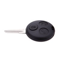 Wholesale New Replacement Remote Fob Car Key Button FULL KEY Blade for MERCEDES BENZ MB for Smart Fortwo FORFOUR Car Alarm Security K1813