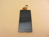 Wholesale For SONY Z1 compact D5503 LCD Digitizer Front Assembly Replacement Original LCD Touch Screen Glass Panel