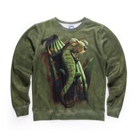 australia sweatshirt - hIGH QUALITY New style Koala from Australia D Printed sweatshirt with long sleeves new style fit unisex men women