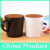 Wholesale Tea cup speaker bluetooth speaker records in word as gift to your lover children Function speaker Record