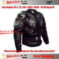 Wholesale Motorcycle Fox Gear Armor Motocross Protector M L XL XXL XXXL XXXXL Body Guard Racing Accessories order lt no track