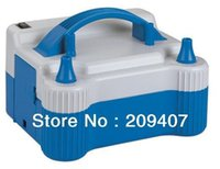 Wholesale REE SHIPPING By DHL pc V Electric Balloon Air Pump inflator nozzles