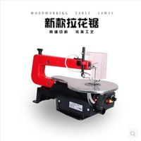 band saws - The new governor Desktop garland woodworking band saw electric saws cutting board small carved jigsaw wire saw saw saw models